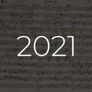 Incontri con la musica – 2021