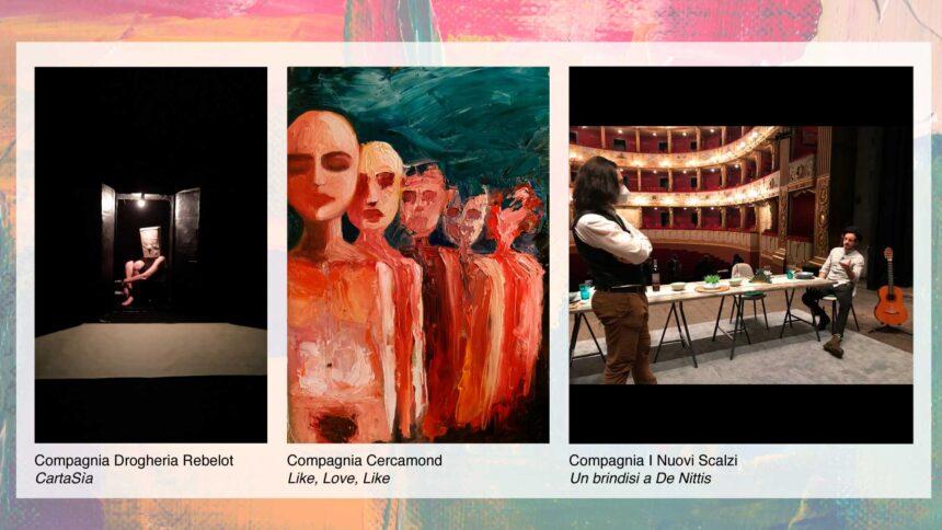 Scelti i finalisti del Bando PORTRAITS ON STAGE